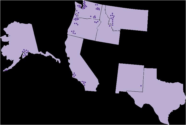 Community Technologies Clinics / Hospitals / Practicioners Map